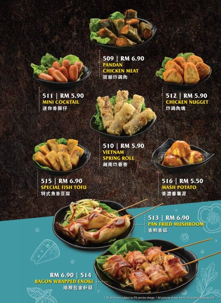 Puchong Community Meat One Cuisine 32